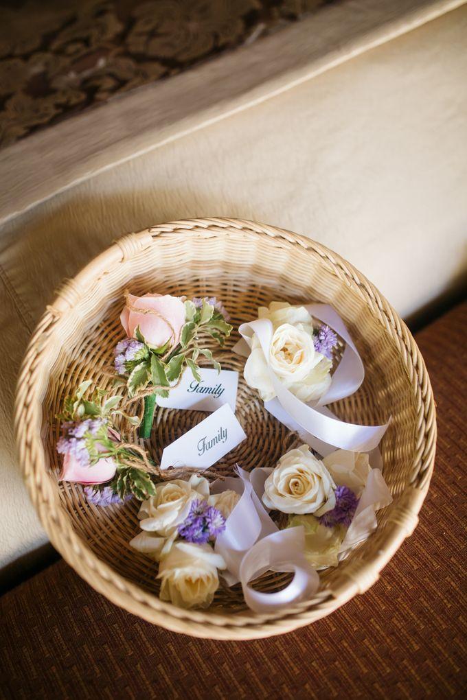 Ramil & Milla Wedding by New Melati Salon Bali - 030