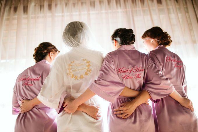 Ramil & Milla Wedding by New Melati Salon Bali - 001