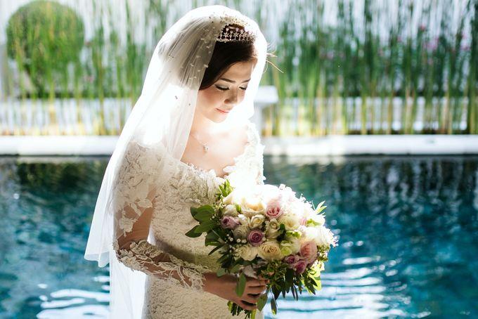 Ramil & Milla Wedding by New Melati Salon Bali - 002