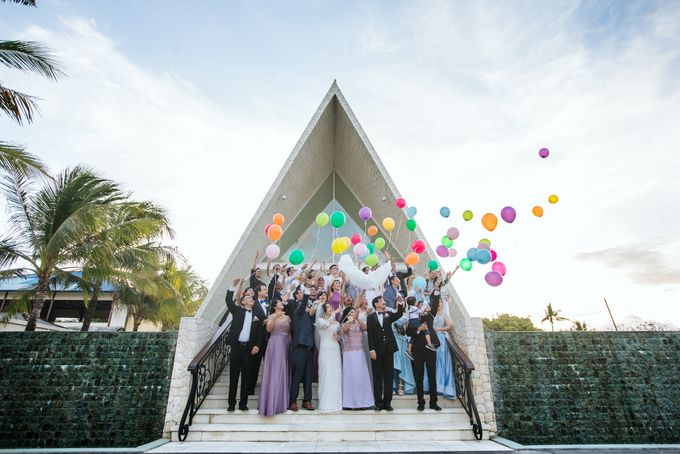 Ramil & Milla Wedding by New Melati Salon Bali - 017