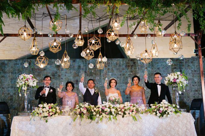 Ramil & Milla Wedding by New Melati Salon Bali - 020