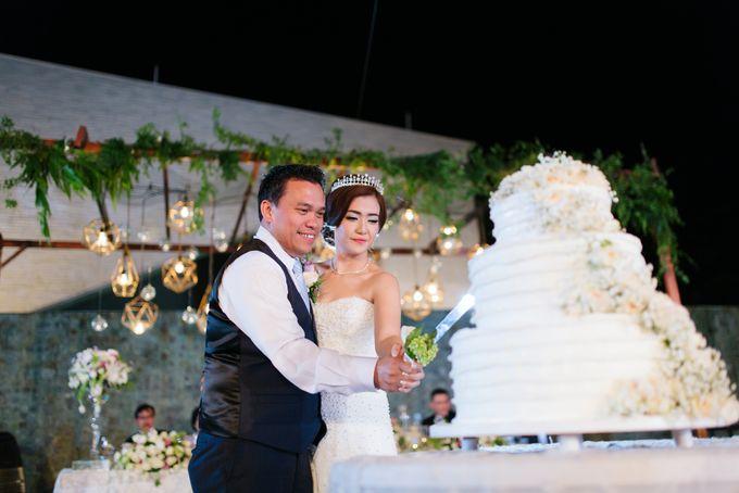 Ramil & Milla Wedding by New Melati Salon Bali - 022