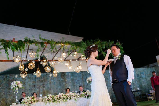 Ramil & Milla Wedding by New Melati Salon Bali - 023
