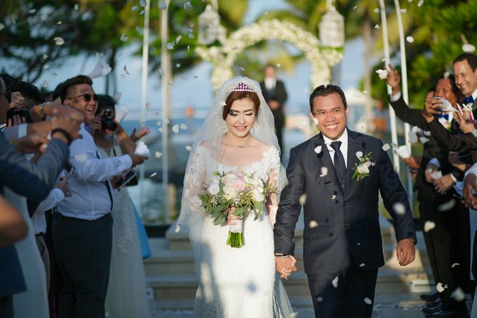 Ramil & Milla Wedding by New Melati Salon Bali - 018