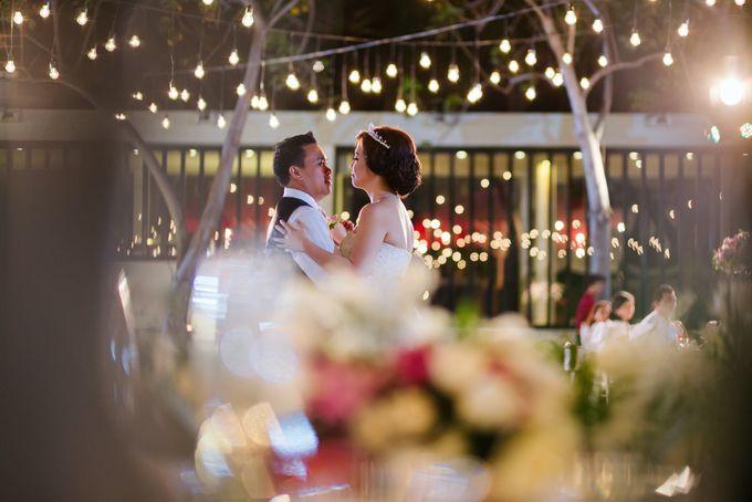 Ramil & Milla Wedding by New Melati Salon Bali - 028