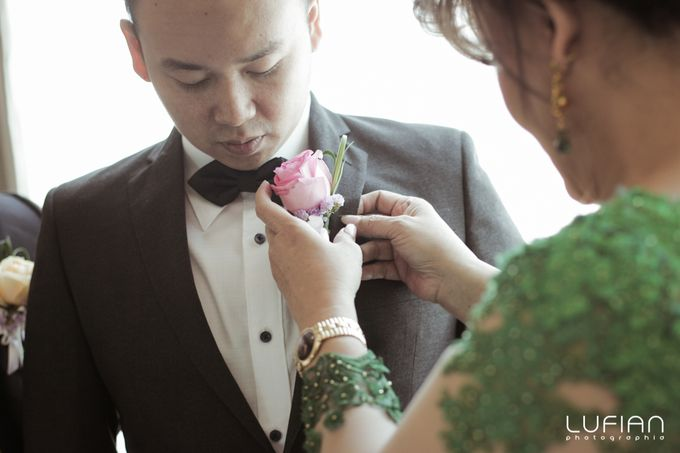 Erick & Itha Wedding by Dante Wedding Planner - 005