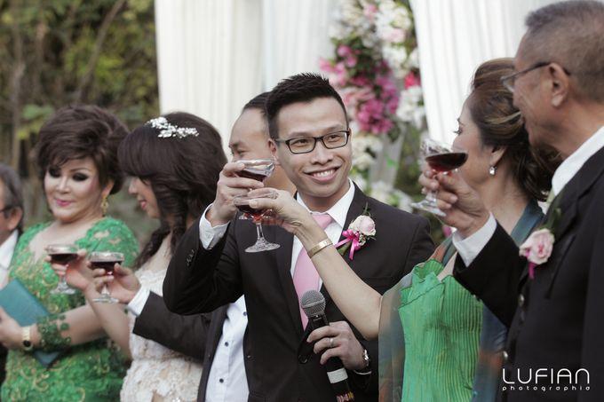 Erick & Itha Wedding by Dante Wedding Planner - 013