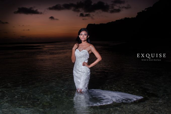 Advertising Photoshot by Exquise Gowns - 007