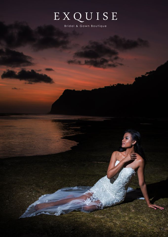 Advertising Photoshot by Exquise Gowns - 008