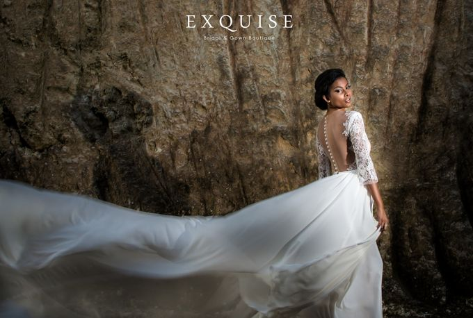 Advertising Photoshot by Exquise Gowns - 004