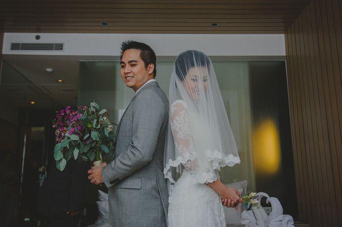 Novita & Mourick Wedding by Mario JR by Pompidou Sweet & Savoury - 012