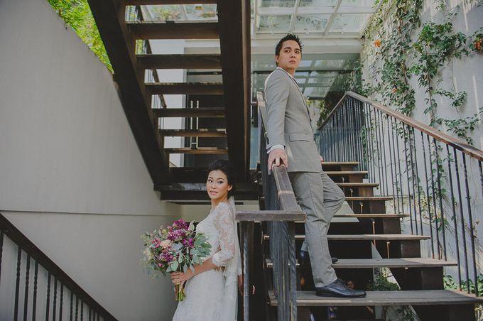 Novita & Mourick Wedding by Mario JR by Pompidou Sweet & Savoury - 022