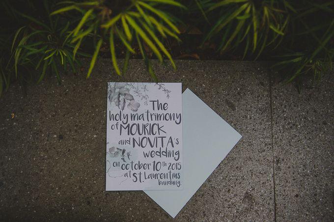 Novita & Mourick Wedding by Mario JR by Pompidou Sweet & Savoury - 021