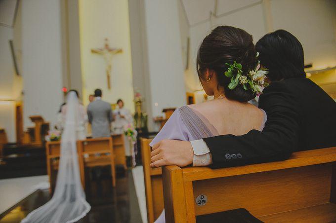Novita & Mourick Wedding by Mario JR by Pompidou Sweet & Savoury - 019