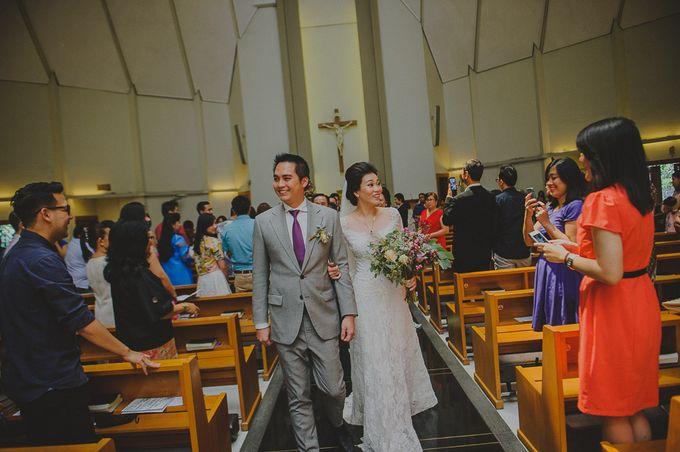Novita & Mourick Wedding by Mario JR by Pompidou Sweet & Savoury - 020