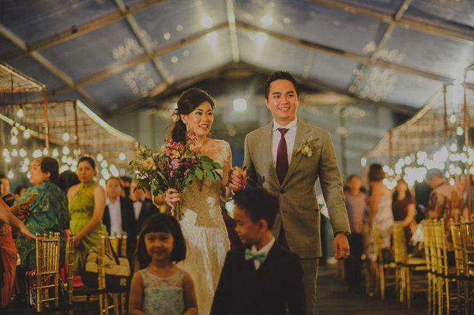 Novita & Mourick Wedding by Mario JR by Pompidou Sweet & Savoury - 028