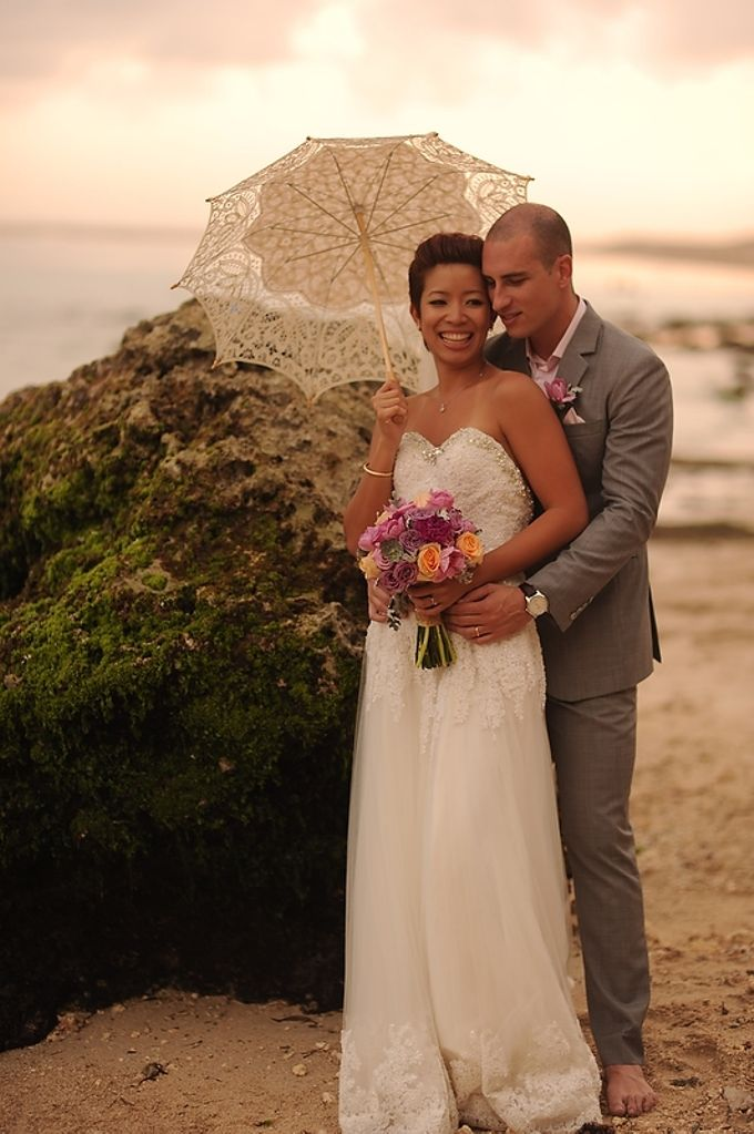 Socrates & Fiona by Bali Dream Wedding - 009