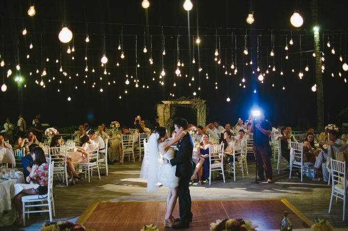 The Wedding of Andy & Emily by AiLuoSi Wedding & Event Design Studio - 001