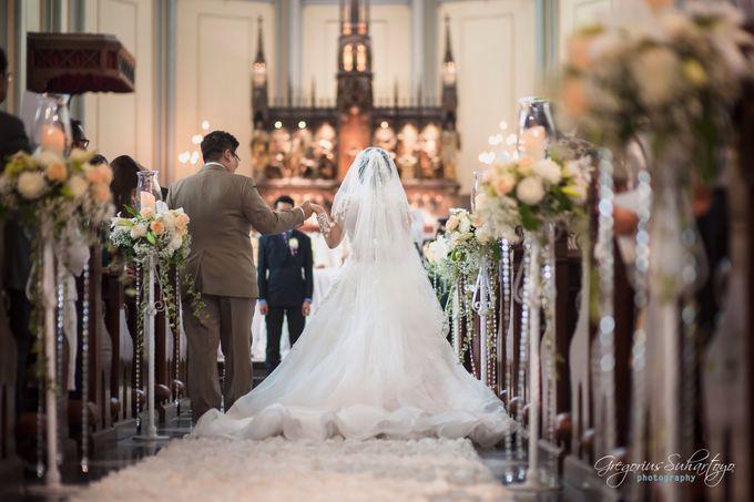 Wedding of Grady & Vina by Gregorius Suhartoyo Photography - 033