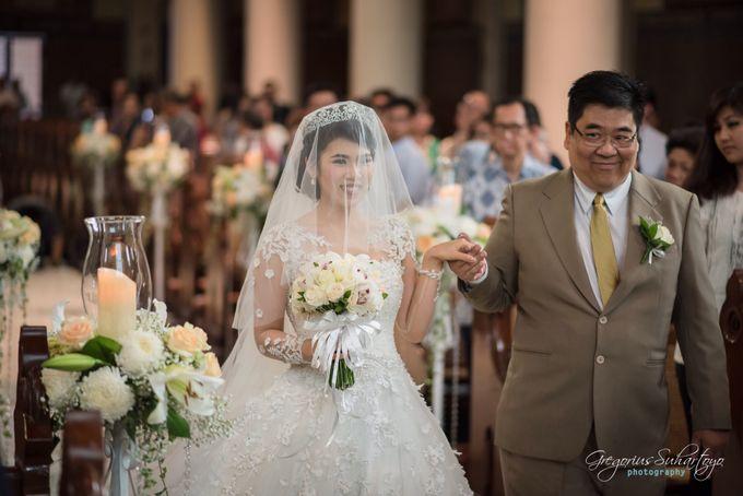 Wedding of Grady & Vina by Gregorius Suhartoyo Photography - 034