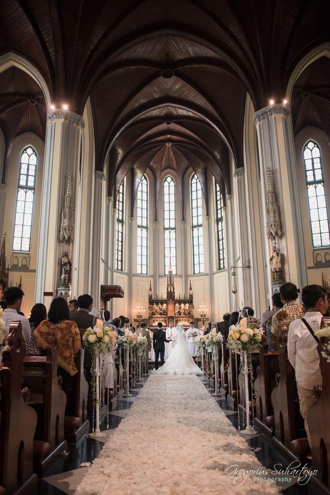 Wedding of Grady & Vina by Gregorius Suhartoyo Photography - 035