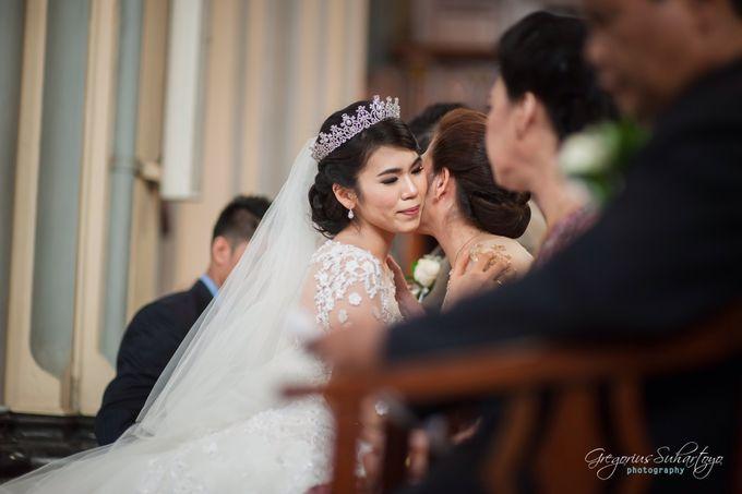 Wedding of Grady & Vina by Gregorius Suhartoyo Photography - 037