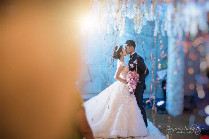 Wedding of Grady & Vina by Gregorius Suhartoyo Photography - 043