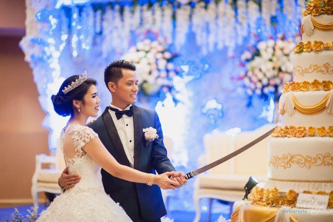Wedding of Grady & Vina by Gregorius Suhartoyo Photography - 045