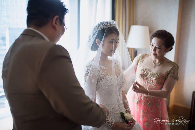 Wedding of Grady & Vina by Gregorius Suhartoyo Photography - 009