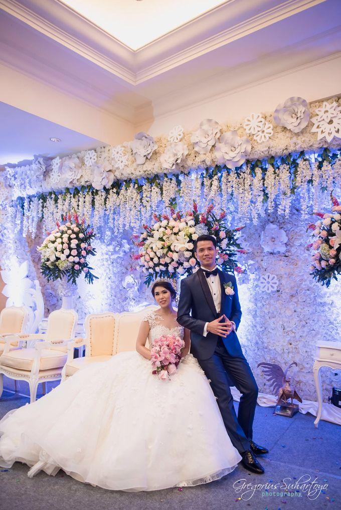 Wedding of Grady & Vina by Gregorius Suhartoyo Photography - 049