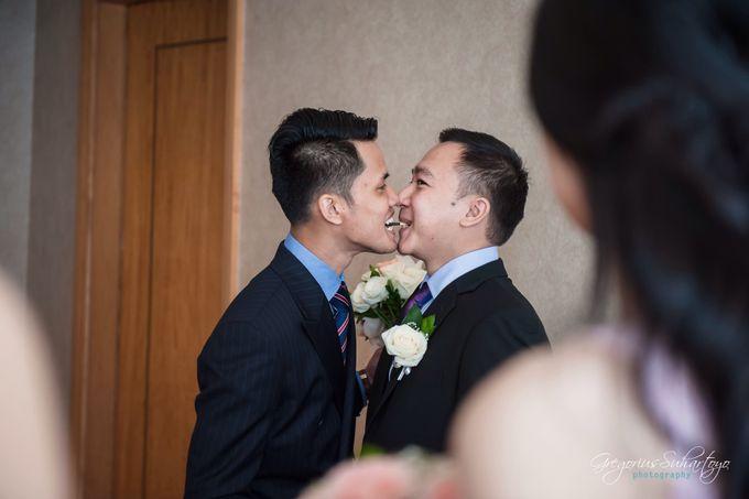 Wedding of Grady & Vina by Gregorius Suhartoyo Photography - 019