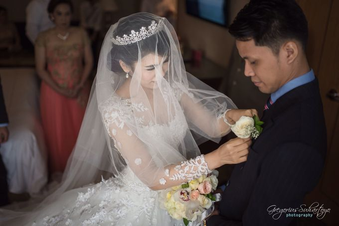 Wedding of Grady & Vina by Gregorius Suhartoyo Photography - 023
