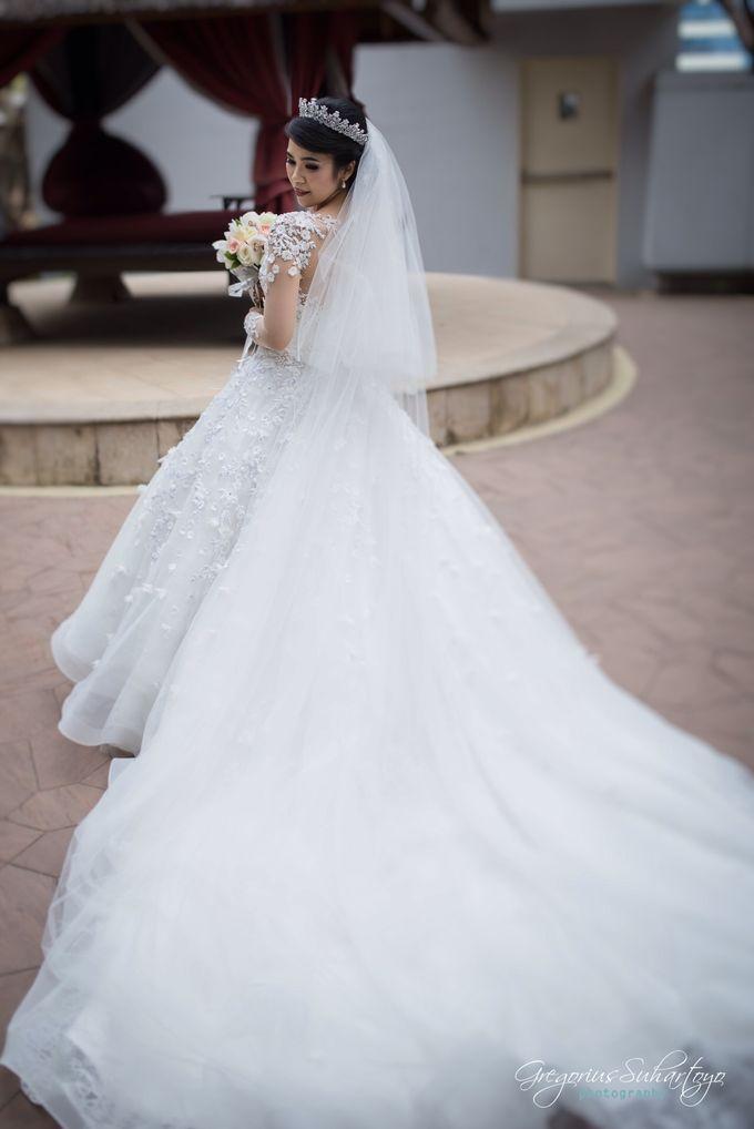 Wedding of Grady & Vina by Gregorius Suhartoyo Photography - 028