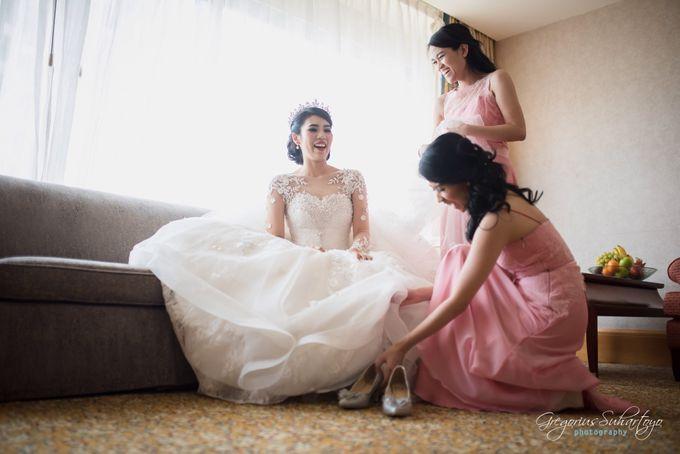 Wedding of Grady & Vina by Gregorius Suhartoyo Photography - 029