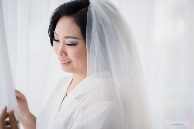 THE WEDDING OF HENDY AND RIEKE by JS Wedding Planner Organizer and Entertainment - 016