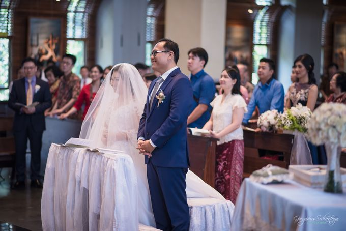 THE WEDDING OF HENDY AND RIEKE by JS Wedding Planner Organizer and Entertainment - 020