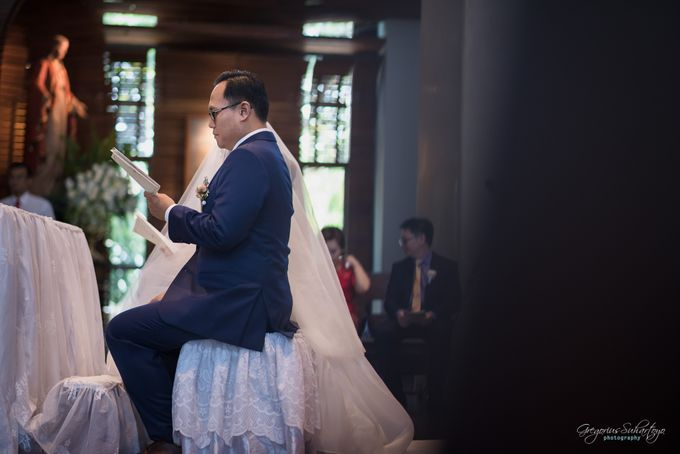 THE WEDDING OF HENDY AND RIEKE by JS Wedding Planner Organizer and Entertainment - 023