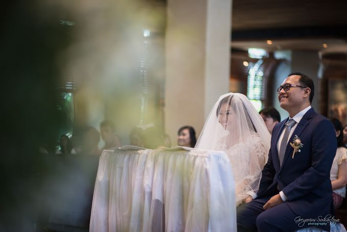 THE WEDDING OF HENDY AND RIEKE by JS Wedding Planner Organizer and Entertainment - 027