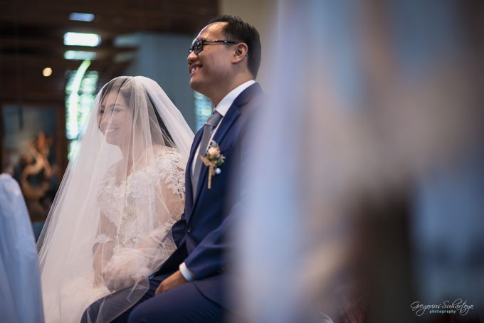 THE WEDDING OF HENDY AND RIEKE by JS Wedding Planner Organizer and Entertainment - 029