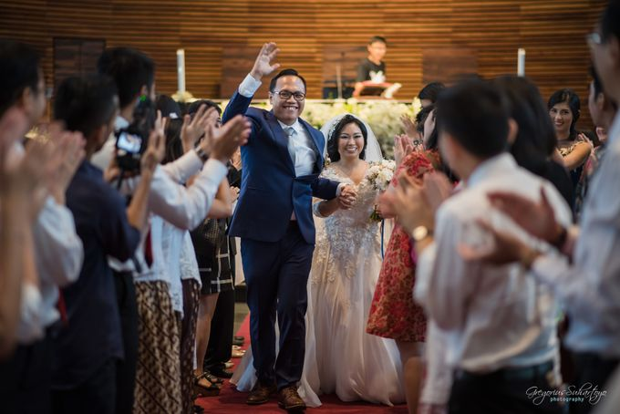 THE WEDDING OF HENDY AND RIEKE by JS Wedding Planner Organizer and Entertainment - 034