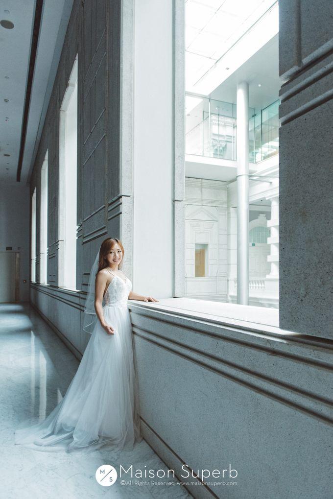 Jermaine & Elyn Pre-Wedding Shoot by Byben Studio Singapore - 009