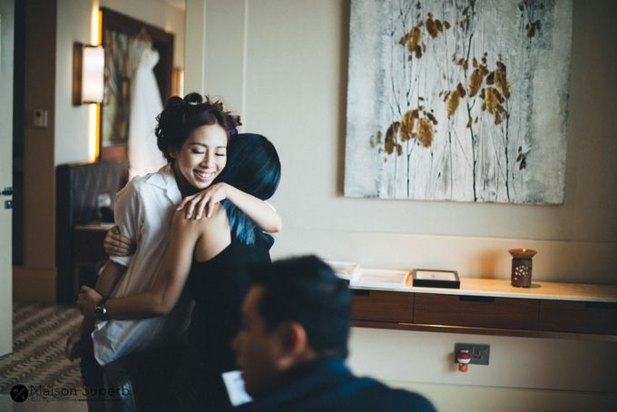 Jermaine & Elyn Wedding Day by Byben Studio Singapore - 003