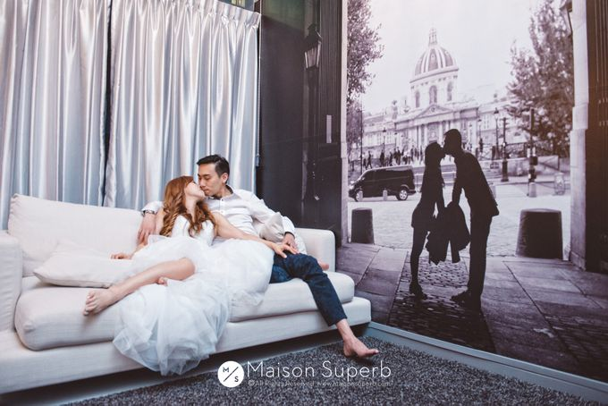 Jermaine & Elyn Pre-Wedding Shoot by Byben Studio Singapore - 011
