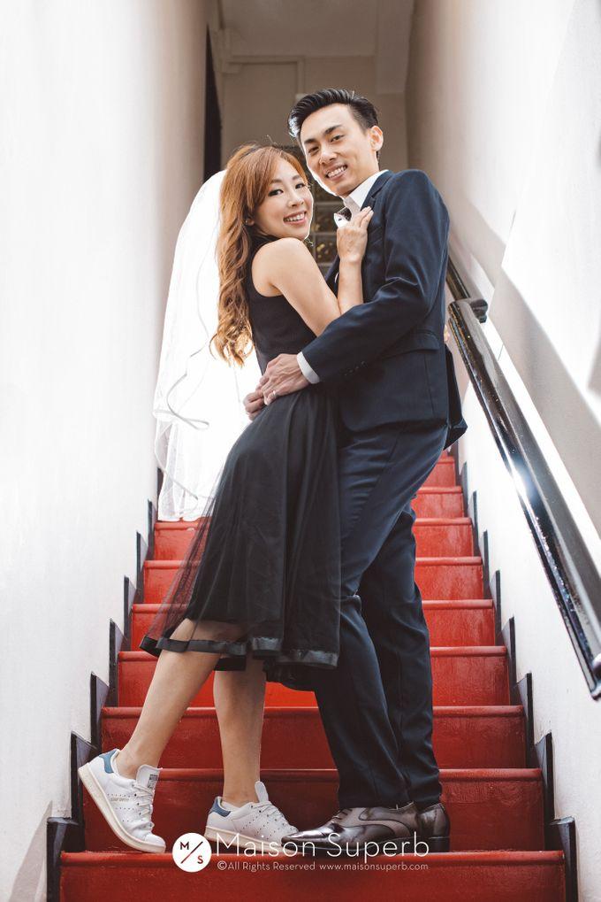 Jermaine & Elyn Pre-Wedding Shoot by Byben Studio Singapore - 005