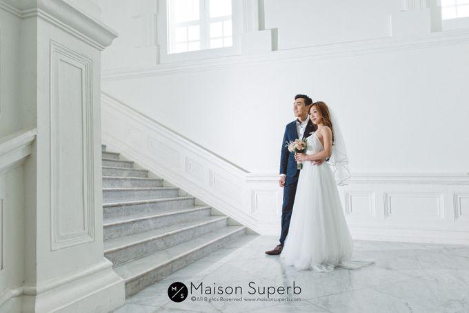 Jermaine & Elyn Pre-Wedding Shoot by Byben Studio Singapore - 007