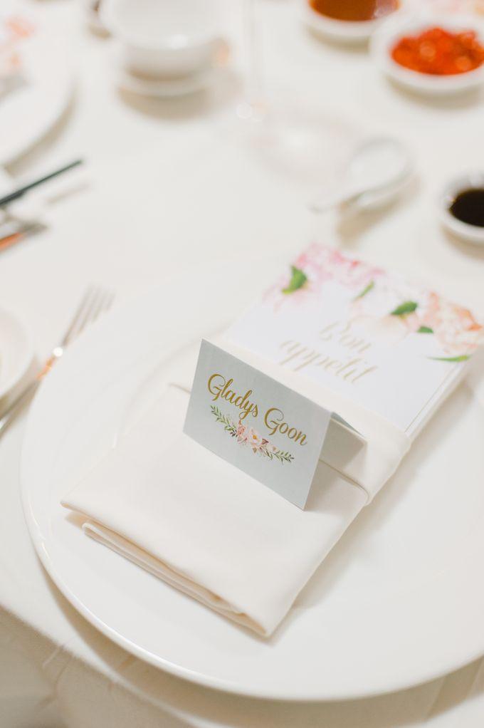 Laduree Wedding by Sincerité Wedding & Events - 020