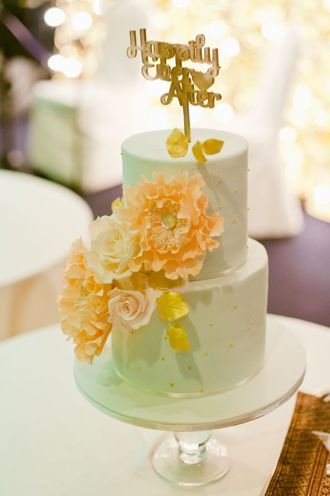 Laduree Wedding by Sincerité Wedding & Events - 010