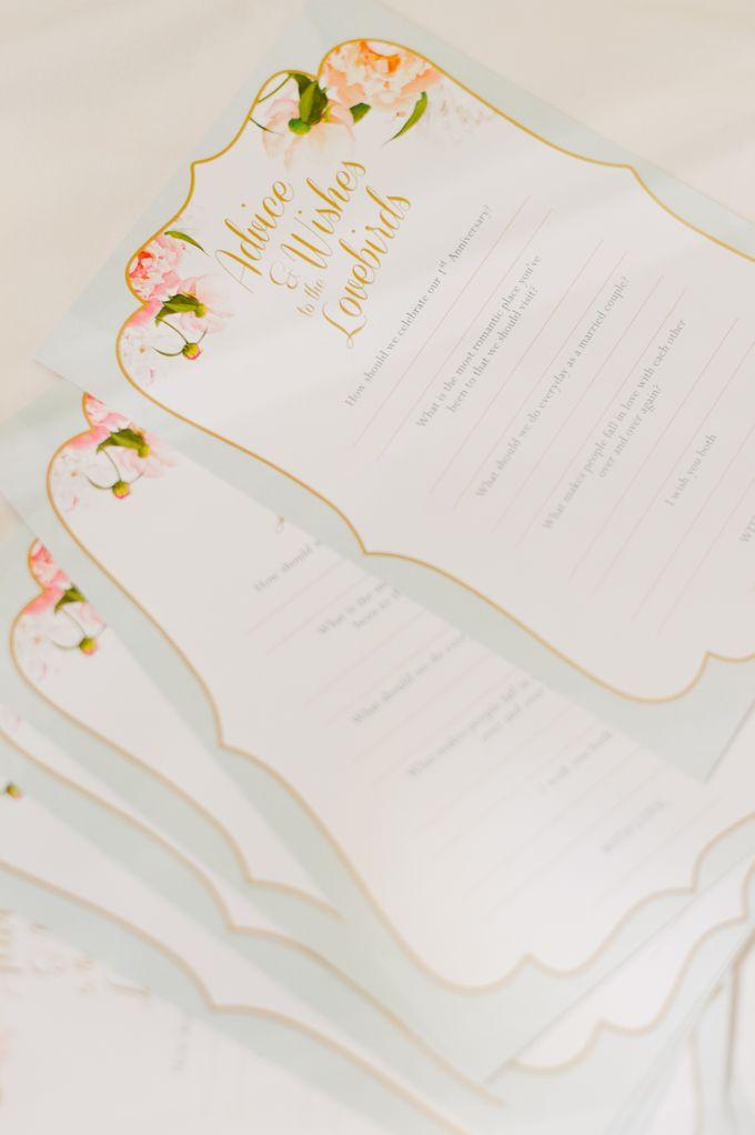 Laduree Wedding by Sincerité Wedding & Events - 011
