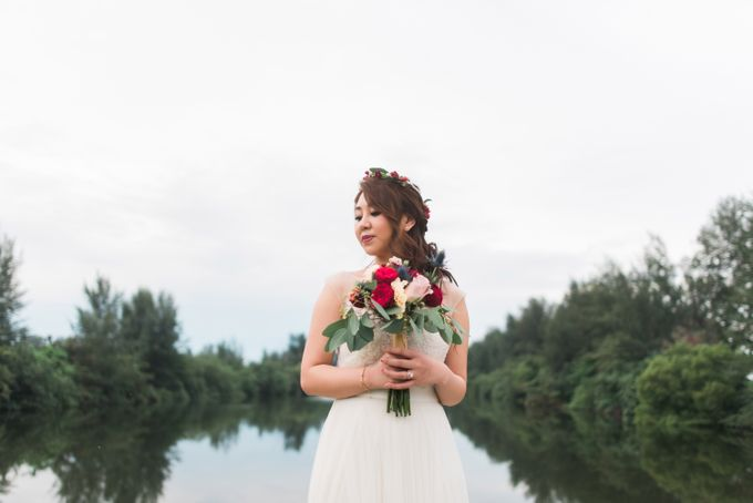 Enchanted Fairytale - Prewed Styled Shoot by Amperian - 002