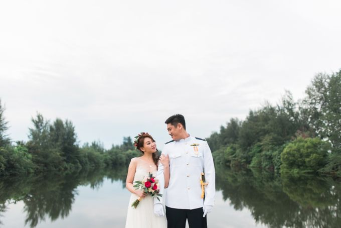 Enchanted Fairytale - Prewed Styled Shoot by Amperian - 004